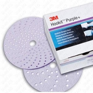 Bild für Kategorie 3M Hookit purple Multiloch