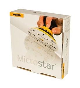 Bild für Kategorie Mirka Microstar - 15-Loch