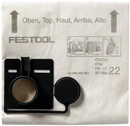 Bild von FESTO Staubsack FIS-CT 33 SP VLIES