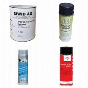 Bild für Kategorie Acryl-, Nitrofarben