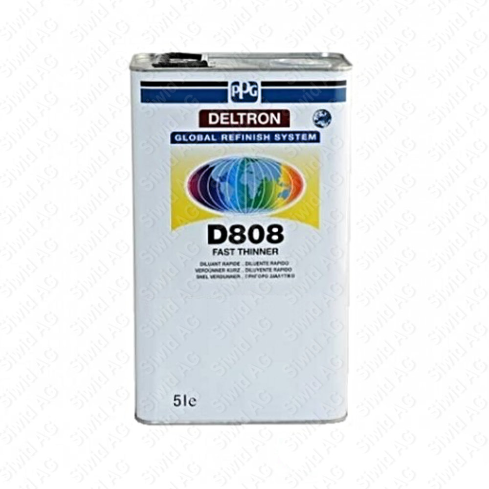 Ppg D808 Siwid Ag Thinner Spies Hecker 1 Liter
